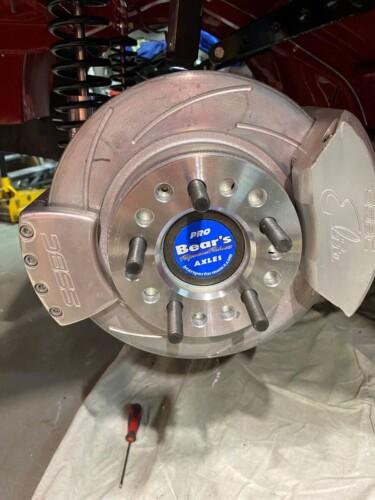 SSBC brakes 2